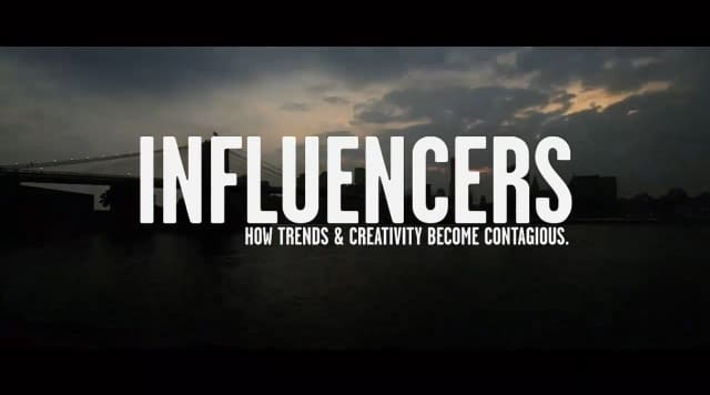 Il potere degli influencers