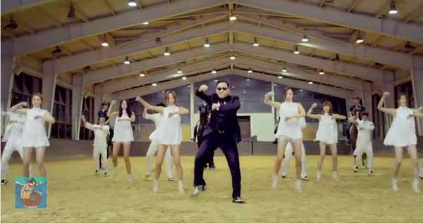 Qual è il video più virale del 2012? Gangnam Style di PSY
