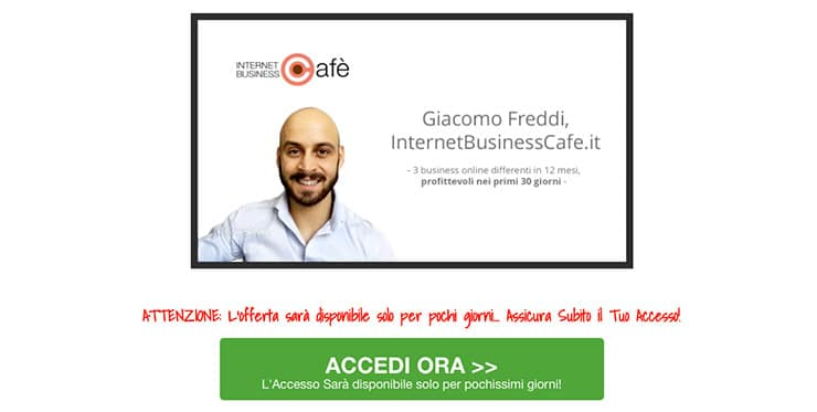 Internet Business Strategico 2: Come Avviare un Business Online?