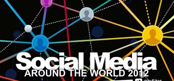 Italiani e Social Network: Dati Iab Seminar 2012