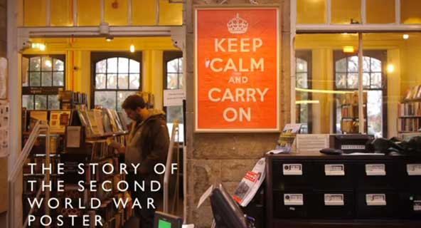 Marketing: Keep Calm And Carry On - La Storia di un Manifesto!