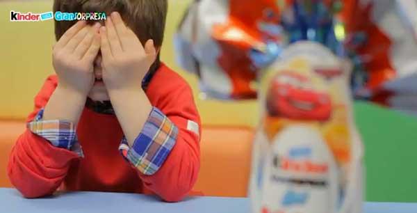 Campagne Pubblicitarie Online: Kinder Lancia Campagna Pasqua 2013