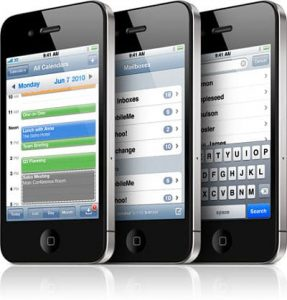 lavorare online dall'iPhone