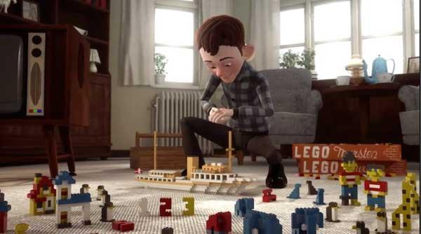 Marketing: Lego festeggia 80 anni con un video virale