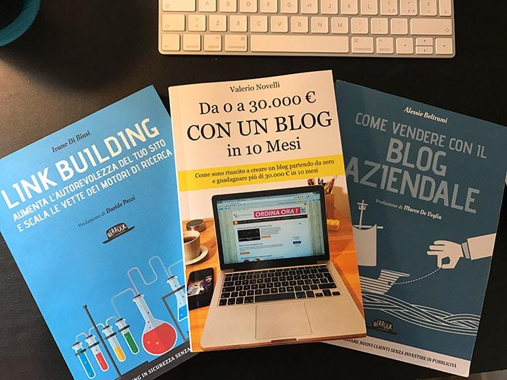 Libri e Manuali Sul Blogging: Come Imparare a Gestire un Blog?