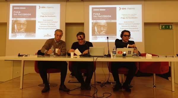 "Marco Camisani Calzolari Presentazione ""Fuga Da Facebook"" Palermo 2013"