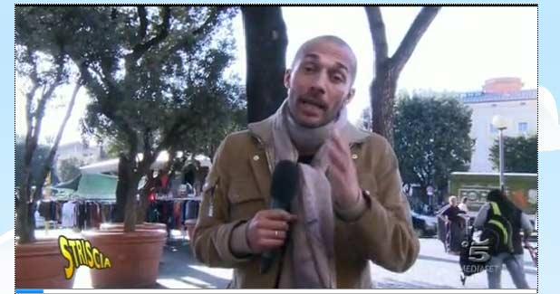 Max Laudadio truffe Lavorare Online Signora Napolano