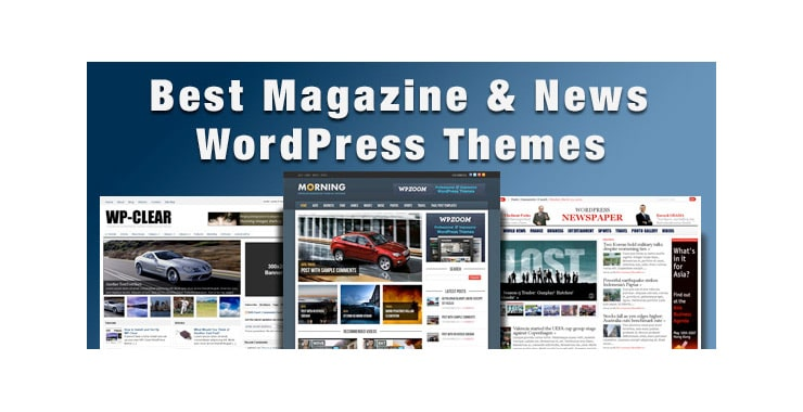 Migliori Template Magazine Wordpress 2015