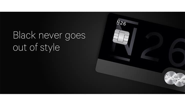 N26 Italia: Carta di Credito Black Mastercard: Come funziona? (Opinioni)
