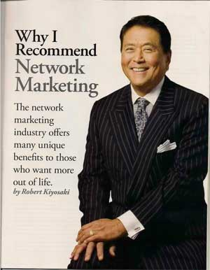 Network Marketing e Kiyosaki