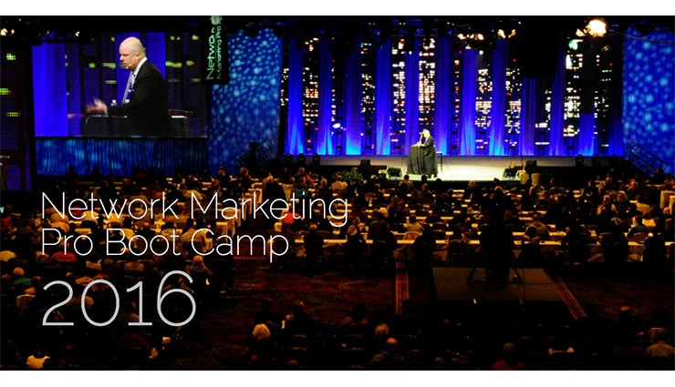 Corso sul Network Marketing con Eric Worre in Italia 2016