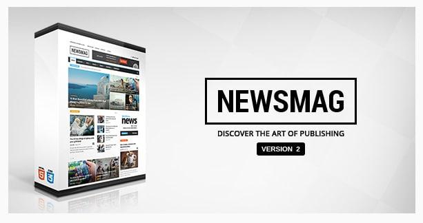 Newsmag - News Magazine Newspaper