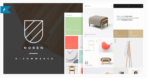 Noren Shop WordPress WooCommerce Theme