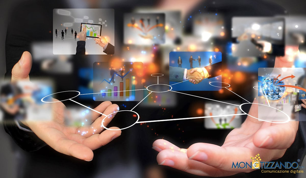 Nuovo Payoff per Monetizzando.com: Comunicazione digitale