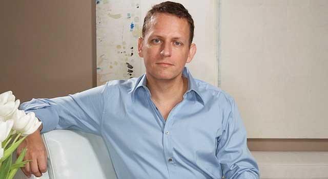 Peter Thiel Consigli Utili