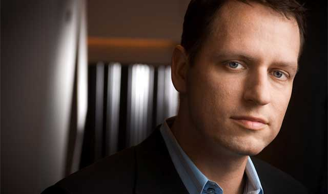 Peter Thiel - Guadagnare On Line