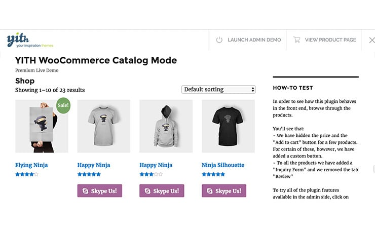 Plugin WordPress Per Creare Catalogo Prodotti? Yith Catalog