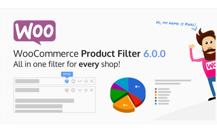 Plugin WordPress Filtri Avanzati Prodotto WooCommerce: Product Filter