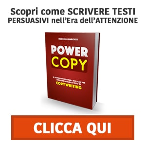 Power Copy: Segreti del Copywriting