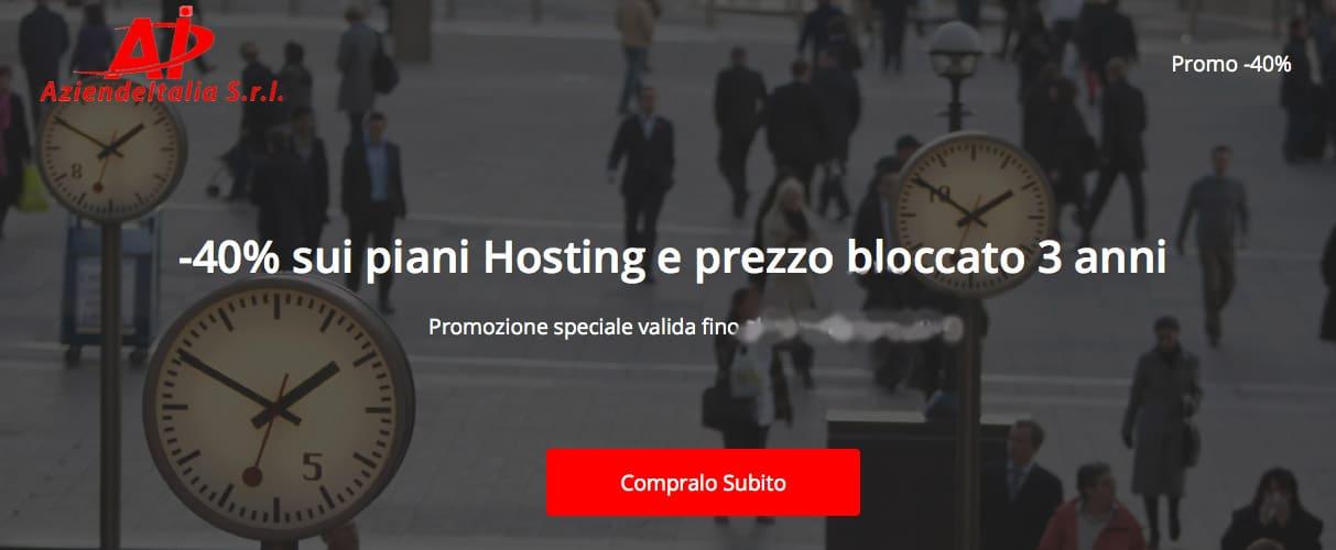 Codice Sconto Hosting Aziende Italia Novembre 2014