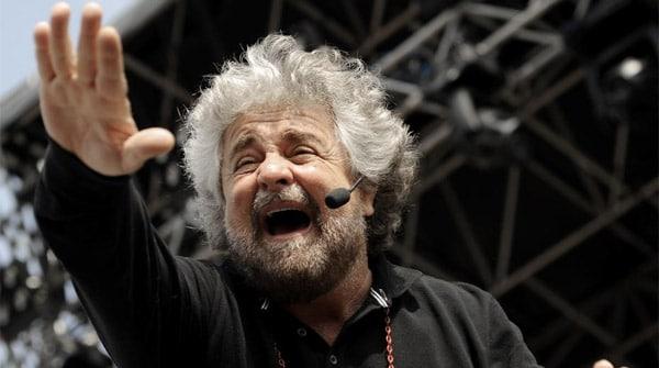 Quanto guadagna Beppe Grillo con il suo blog?