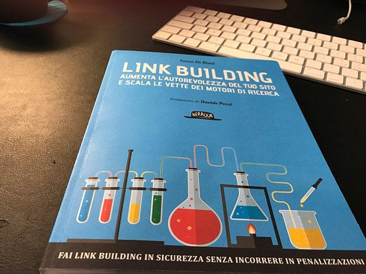 """Recensione """"Link Building"""" di Ivano di Biasi (Dario Flaccovio Editore)"""