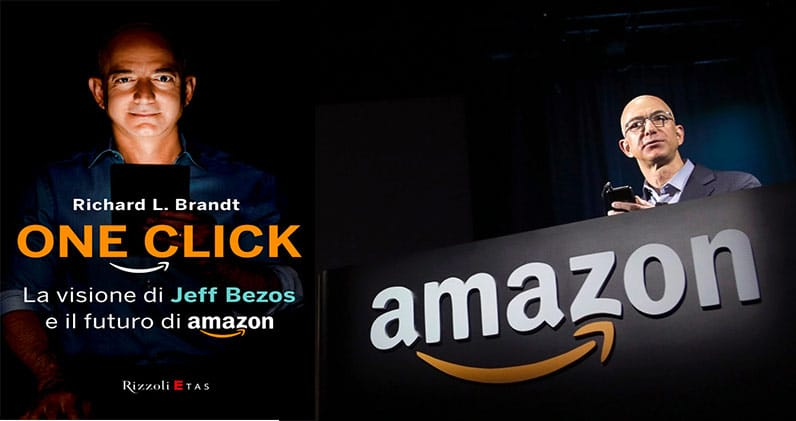 Recensione One Click, Biografia di Jeff Bezos e Amazon?