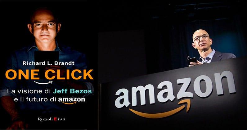 Recensione One Click, Biografia di Jeff Bezos e Amazon?