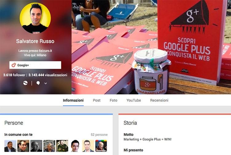 Scopri Google Plus e Conquista il Web: Recensione Libro Salvatore Russo