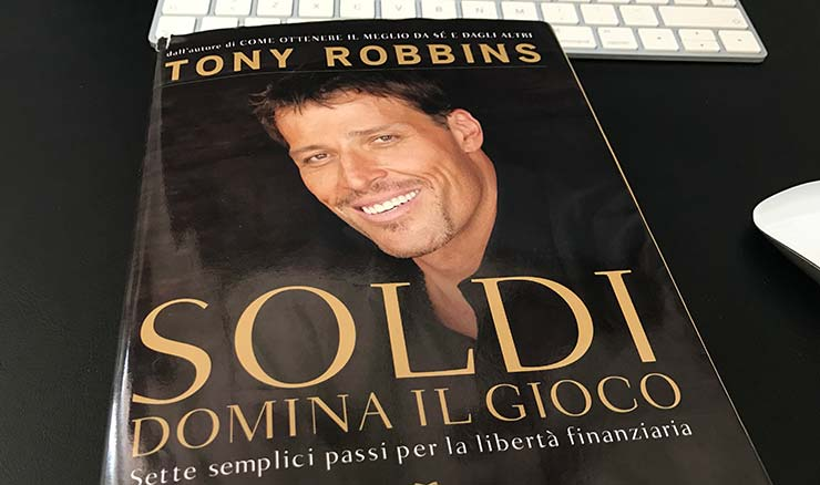 """Recensione Libro """"Soldi"""" Tony Robbins: 7 Passi Per la Liberta Finanziaria?"""