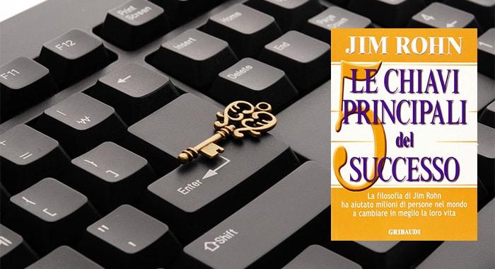 Jim Rohn Libri: Le 5 Chiavi Principali del Successo