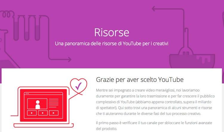 Canali Verificati YouTube: Guadagnare con i video, strumenti?