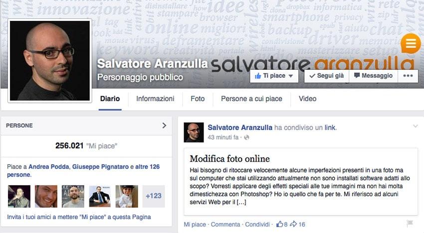 Mentre prendi in giro Salvatore Aranzulla lui fattura con i Tutorial