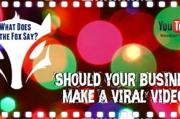 Realizzare un video virale: qual è il tuo obiettivo?