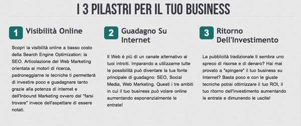 SEO Training Palermo - Corso SEO a Palermo