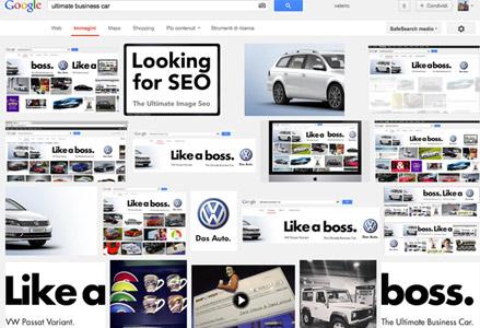 SERP Ultimate Business Car VolksWagen