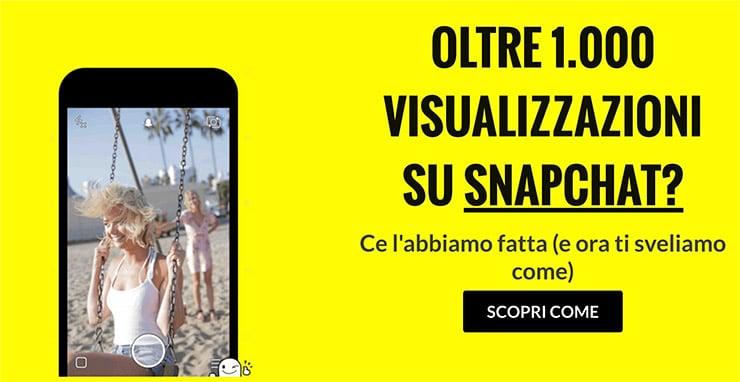 Corso Per Imparare ad Utilizzare Snapchat: Snappyrush?