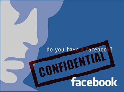 spam sulle pagine fan di facebook