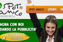 Guadagnare Online Con Spot Amico è Possibile? Aprile 2012