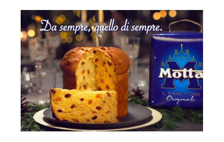 Campagne Pubblicitarie Virali: Panettone Motta Natale 2016