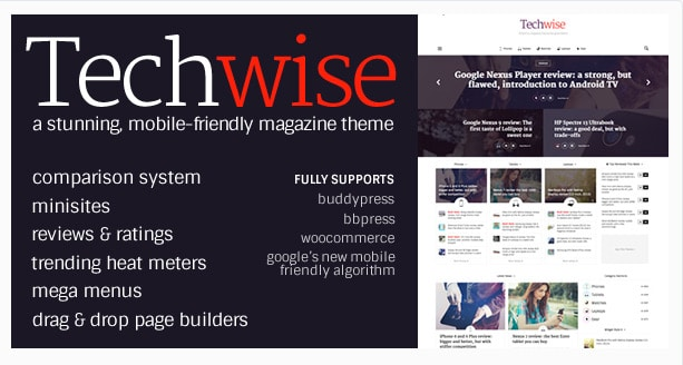 Techwise - Drag & Drop Magazine