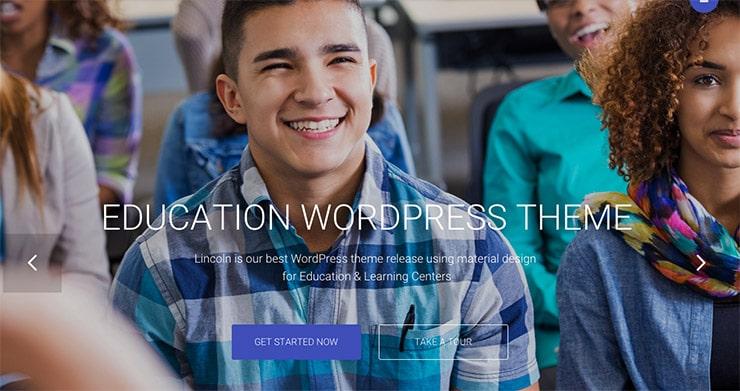 Temi WordPress Per Siti di Formazione e Associazioni