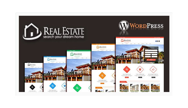 Template WordPress Agenzia Immobiliare 2016: Real Estate WP