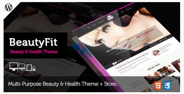 BeautyFit - Health & Beauty Multipurpose Theme