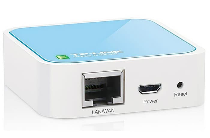 Nano Router Tp Link