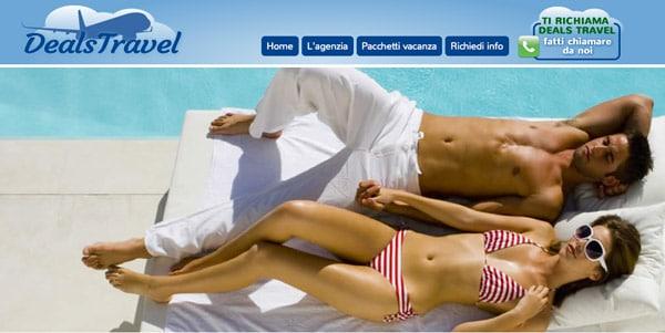 Truffe Online Prenotazione Viaggi e Vacanze Deals Travel e Striscia La Notizia?