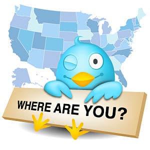 Twitter Ads Geolocalizzati Aprile 2011 Adage