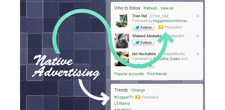 Guadagnare dal traffico mobile: Native Advertising su Twitter?