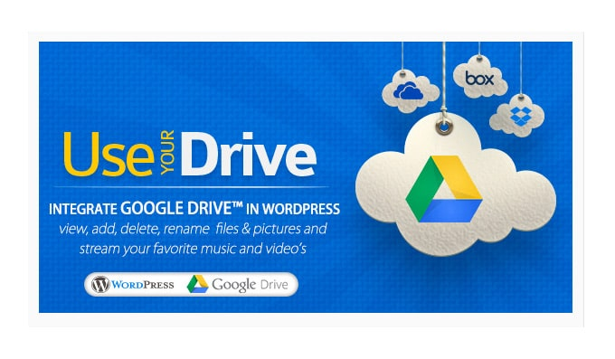 Use Your Drive Plugin: Integrare Google Drive in WordPress?