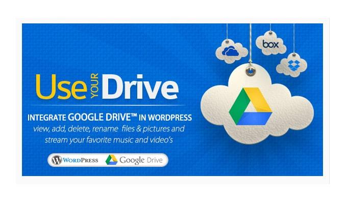 Use Your Drive Plugin: Integrare Google Drive in WordPress?